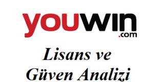 Youwin Lisans ve Güven Analizi